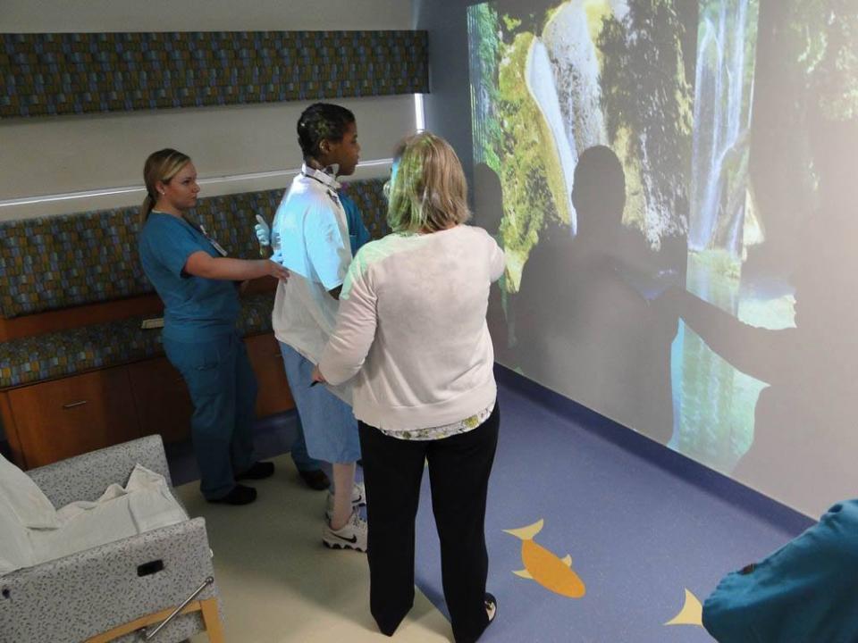 North Carolina Jaycee Burn Center Unc Health Care