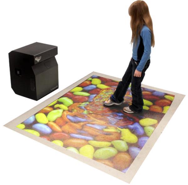 The Cube Gesturetek Health
