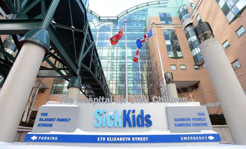 The Hospital For Sick Children Sickkids Gesturetek Health